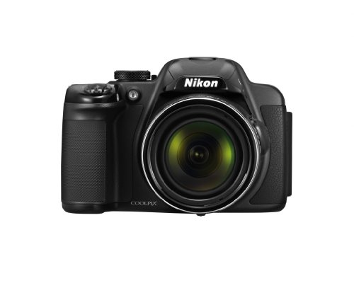 Nikon COOLPIX P520 Compact Camera (Black)