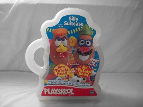 Mr. Or Mrs. Potato Head Silly Suitcase front-946027