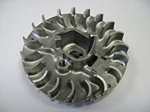 HPI Baja 5b 5T SS 5sc MACHINED lightened flywheel, genuine Zenoah casting