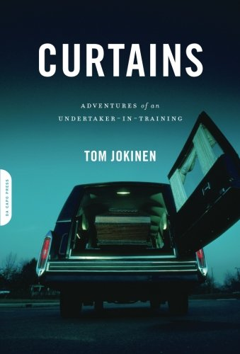 Curtains: Adventures Of An Undertaker-In-Training front-882673