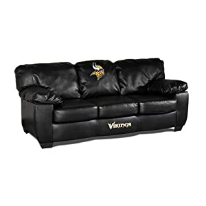 NFL Minnesota Vikings Team Classic Sofa by Imperial