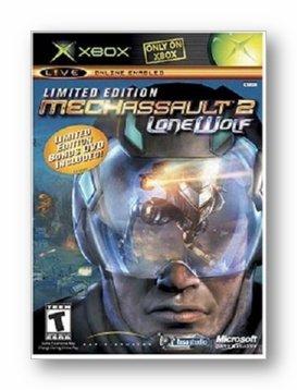Mech Assault 2 Limited Edition