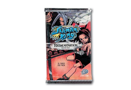 Shaman King Reincarnation Booster Pack by Upper Deck