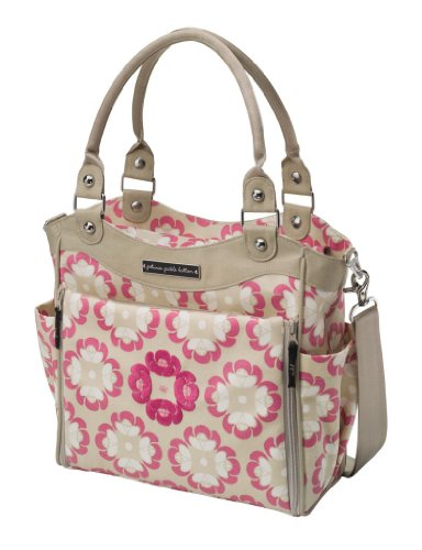 Petunia Pickle Bottom Spring 14' City Carryall (Picnic In Portugal) front-1048649