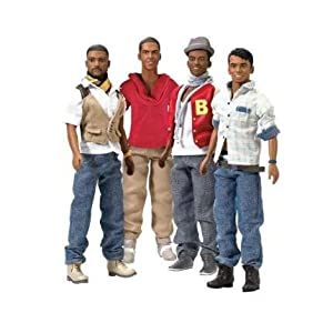 JLS Collector Dolls