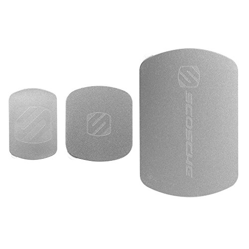 Scosche MagicMount Magnetic Mount Replacement Kit Space Gray
