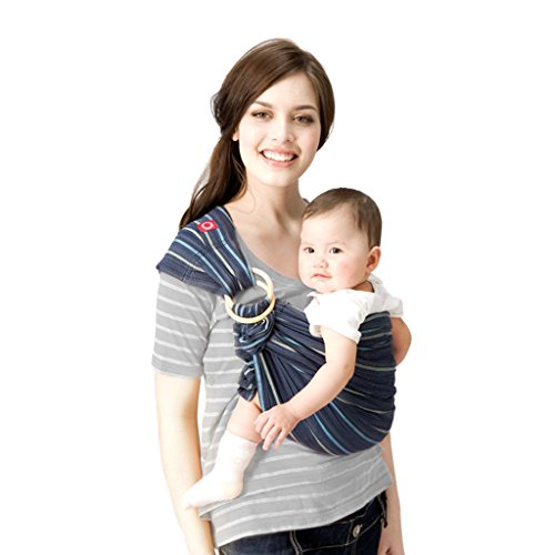 Mamaway Baby Ring Sling - Ocean Lanna (4 Moms Tub Insert compare prices)