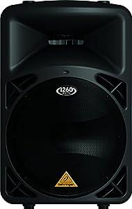 """DSP-Controlled 1,260-Watt 15"""" PA Speaker, Neodymium Speaker,Integrated Mixer"""