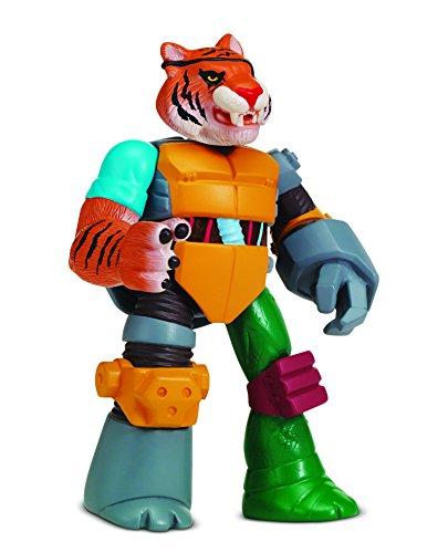 Teenage Mutant Ninja Turtles - Mix-n-Match, Action figure di Tiger Claw