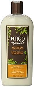 Hugo Naturals Volumizing Conditioner, Vanilla and Sweet Orange, 12 Ounce