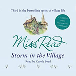 Storm in the Village Audiobook