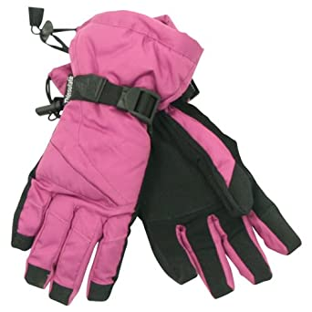 Women's Premium Thinsulate Lined / Waterproof Snowboard Gloves