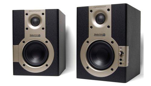 Samson MediaOne 4A Precision-tuned Powered Studio