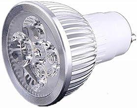 GU10 5W 500-550LM LED Spot Bulb 85-265V  Warm White