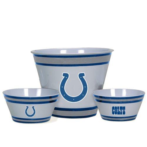Indianapolis Colts Melamine Serving Set
