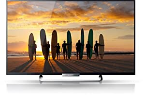 Sony BRAVIA KDL-42W655 107 cm (42 Zoll) LED-Backlight-Fernseher (Full-HD, Motionflow XR 200Hz, DVB-T/C/S2, WLAN, Smart TV) schwarz