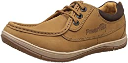 Red Chief Mens Leather Boat Shoes B01LW4MB6V