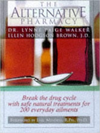 The ALTERNATIVE PHARMACY written by Ellen Brown