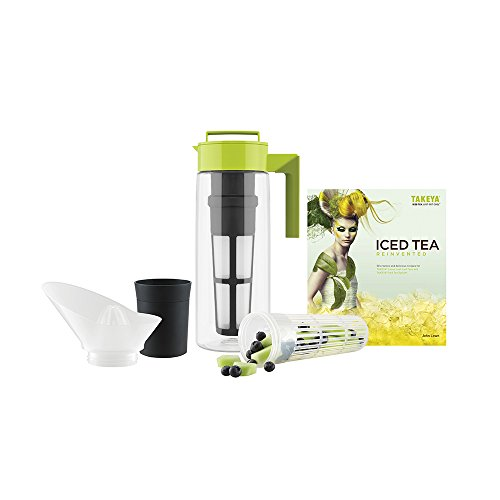 Takeya Iced Tea Beverage System, 2-Quart