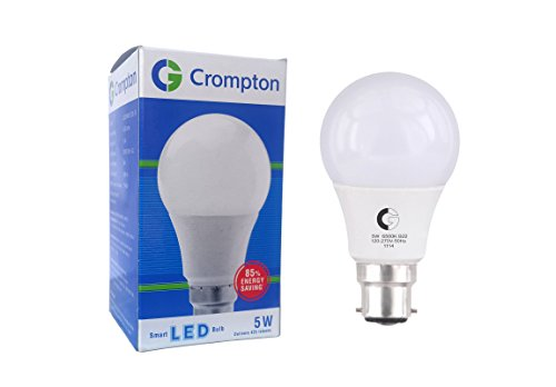 LSB Series 5W LED Bulb (Cool Day Light)