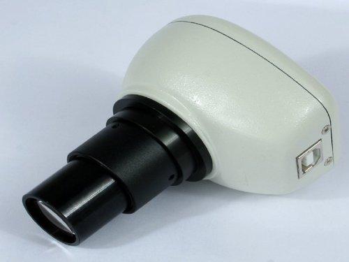 Premiere Brand Hirocam Digital Microscope Eyepiece 1.3 Megapixel