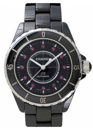Chanel J12 Automatic Unisex Watch H1635
