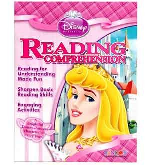 Princess Work Book- Reading [Contains 4 Manufacturer Retail Unit(s) Per Amazon Combined Package Sales Unit] - SKU# 1078VL24