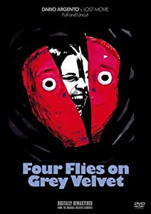 Dario Argento's Four Flies on Grey Velvet [Import]