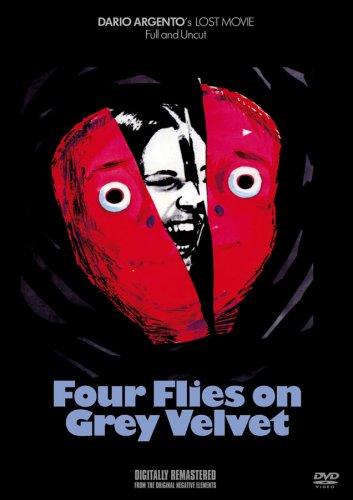 Dario Argento's Four Flies on Grey Velvet [DVD] [1971] [US Import] [NTSC]