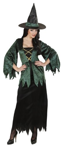 Widmann 89552 - Costume da Strega in Taglia M