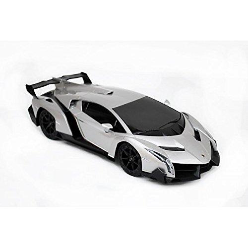 XQ Toys - Lamborghini Veneno radiocomandata in scala 1:18