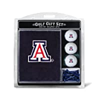 NCAA Arizona Embroidered Team Golf Towel Gift Set