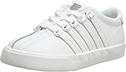 K-Swiss Kids Unisex Classic VN? (Infant/Toddler) White/White Sneaker 2 Infant W