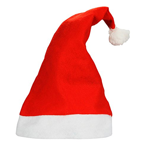 Santa Hat for Winter/Christmas party item(3/Pkg)