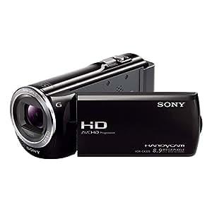 Sony HDR-CX320EB.CEN Caméscope numérique 8.9mp zoom 55x  USB/HDMI Noir