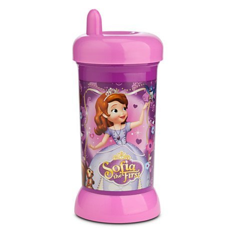 Disney Sippy Cup- BPA Free (Sofia the First)