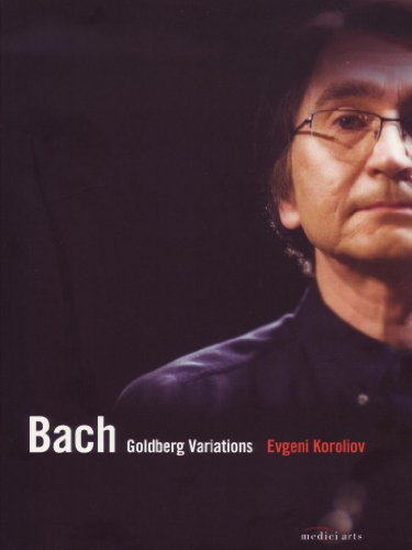 Bach: Goldberg Variations [DVD] [2008]