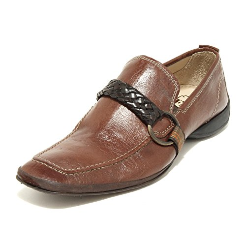 7809G mocassino uomo marrone FABI scarpa loafer shoes men [40]