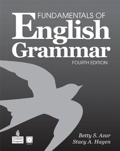 Fundamentals of English Grammar with Audio CDs, without Answer Key...