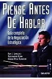 img - for Piense Antes de Hablar book / textbook / text book