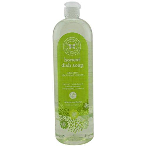 The Honest Company Dish Soap - 26.5 Oz - Lemon Verbena (Honest Company Soap compare prices)