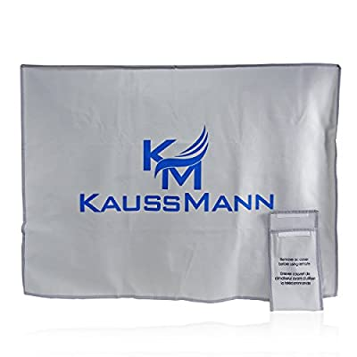 Mini Split Ductless Air Conditioner Cover By Kaussmann - Protect Your Heat Pump Investment With A High Quality Canvas Cover