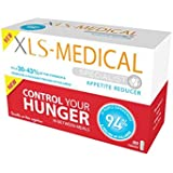 XLS-Medical Appetite Reducer Diet Pills for Weight Loss - Pack of 60