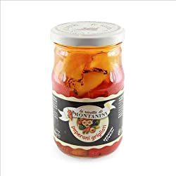 Montanini Grilled Peeled Peppers, 280g
