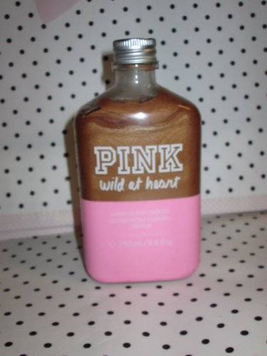 Victoria'S Secret Pink Wild At Heart Luminous Body Bronzer 8.4 Oz