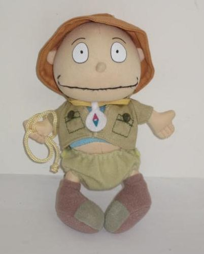 Safari Tommy - Rugrats Movie Plush Doll (Tommy Pickles Plush compare prices)