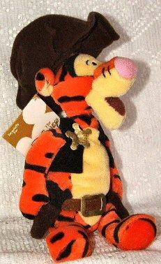 Disney Mini Bean Bag Cowboy Tigger - 1