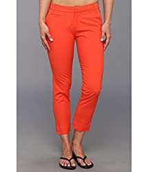 Patagonia Women's Stretch All-Wear Capri Catalan Coral 12 27
