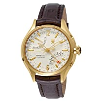 TX Unisex T3C388 300 Series Perpetual Calendar Stainless Steel Watch
