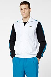 Andy Roddick Track Jacket With Colorblock Sleeves